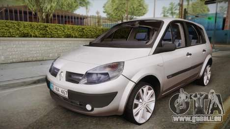 Renault Scenic II für GTA San Andreas