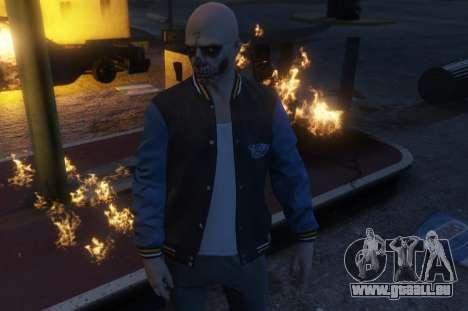 GTA 5 Suicide Squad El Diablo