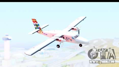 DHC-6-400 Cayman Airways pour GTA San Andreas