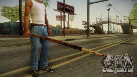 Silent Hill 2 - Weapon 4 für GTA San Andreas