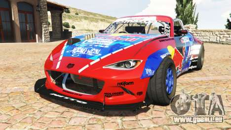 Mazda MX-5 (ND) RADBUL Mad Mike v1.1 [replace] für GTA 5