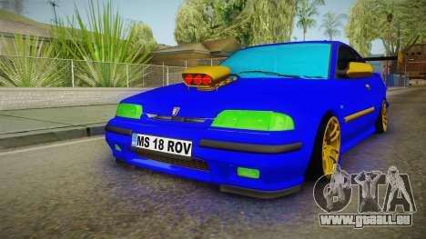 Rover 220 Bozgor Edition für GTA San Andreas rechten Ansicht