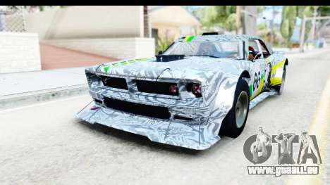 GTA 5 Declasse Tampa Drift IVF pour GTA San Andreas moteur