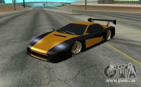 Turismo Major Ver.2 pour GTA San Andreas