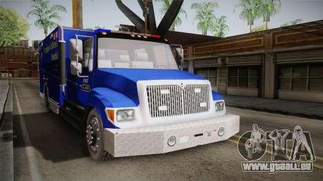 International Terrastar Ambulance 2014 für GTA San Andreas rechten Ansicht