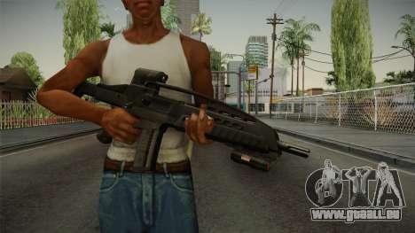 XM8 pour GTA San Andreas