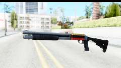 Tactical Mossberg 590A1 Chrome v2