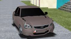 Lada Priora Brodyaga für GTA San Andreas