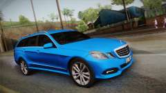 Mercedes-Benz W212 E-class für GTA San Andreas