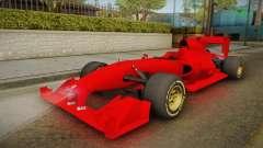 Lotus F1 T125 für GTA San Andreas
