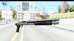 Tactical Mossberg 590A1 Chrome v1