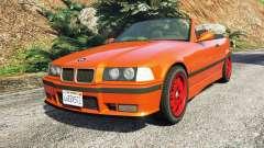 BMW 328i (E36) M-Sport v1.1 [replace]