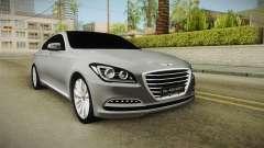 Hyundai Genesis 2016 v1.2 pour GTA San Andreas