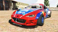 Mazda MX-5 (ND) RADBUL Mad Mike v1.1 [replace]