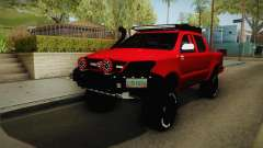 Toyota Hilux 2010 Venezolana de Off Road pour GTA San Andreas