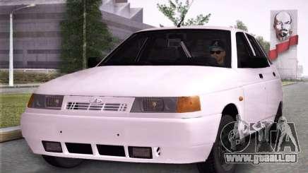 Lada 2112 Runoff für GTA San Andreas