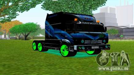 KamAZ 54112 RIAT pour GTA San Andreas
