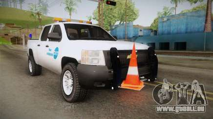 Chevrolet Silverado 2009 SA DOT für GTA San Andreas