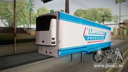 Trailer 4 Axle für GTA San Andreas