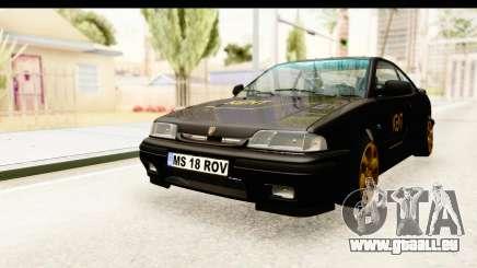 Rover 220 Kent Edition pour GTA San Andreas