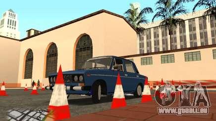 Die Schaltung, wie in der Fahrschule für GTA San Andreas