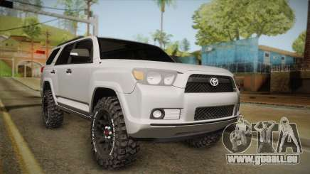 Toyota 4runner 2010 pour GTA San Andreas