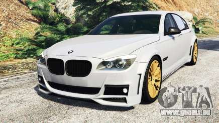 BMW 760Li (F02) Lumma CLR 750 [add-on] für GTA 5