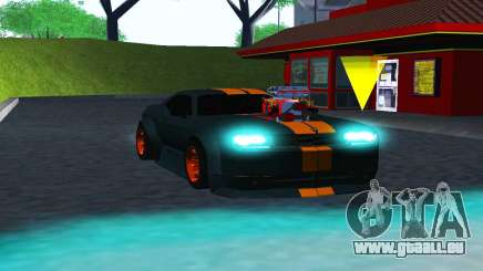 DODGE CHALLENGER SRT8 POWER für GTA San Andreas