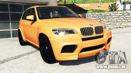 BMW X5 M (E70) 2013 v1.0 [add-on] für GTA 5