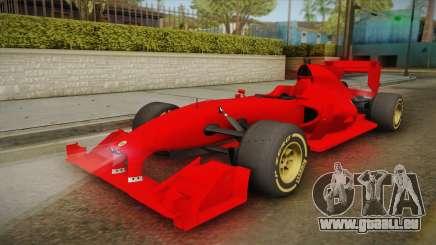 Lotus F1 T125 pour GTA San Andreas