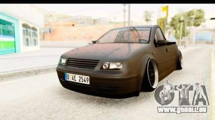 Volkswagen Bora Pickup für GTA San Andreas