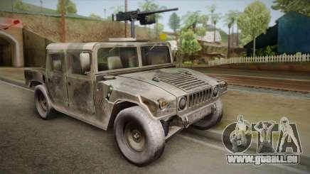 HMMWV Humvee Woodland für GTA San Andreas