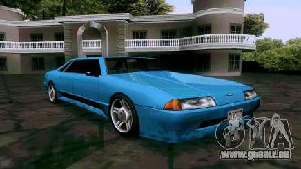 Elegy Sedan für GTA San Andreas