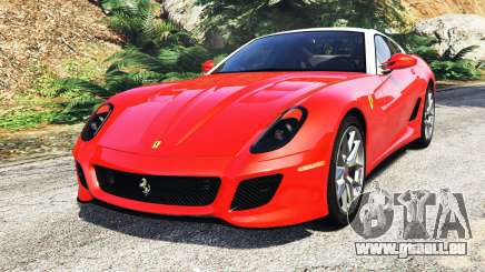 Ferrari 599 GTO [add-on] für GTA 5