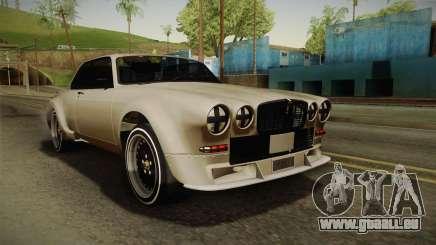 Jaguar Broadspeed XJC für GTA San Andreas