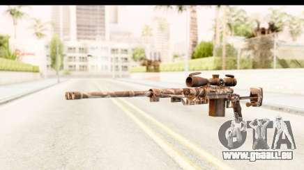 Cheytac M200 Intervention Skull pour GTA San Andreas