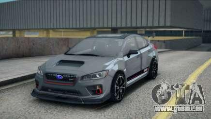 Subaru WRX STI LP400R 2016 pour GTA San Andreas