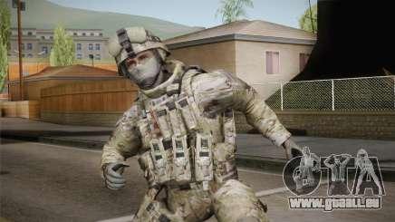 Multicam US Army 4 v2 für GTA San Andreas