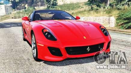 Ferrari 599 GTO [replace] pour GTA 5