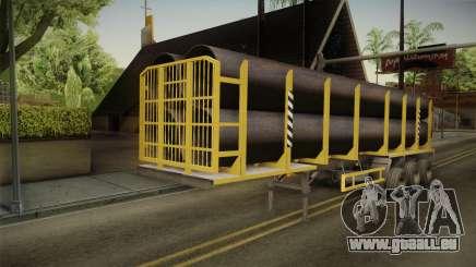 MAZ 99864 Trailer v3 für GTA San Andreas