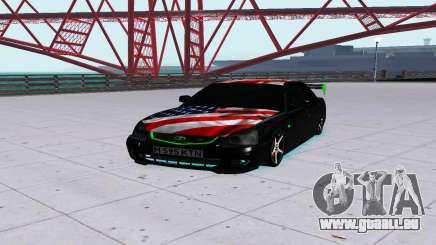 VAZ 2170 LADA PRIORA pour GTA San Andreas