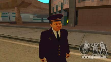 Karpov v2 pour GTA San Andreas