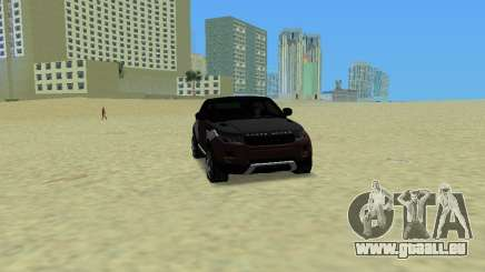 Range Rover Evoque für GTA Vice City