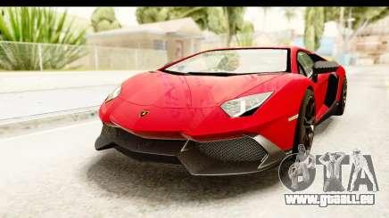 Lamborghini Aventador LP720-4 2013 für GTA San Andreas