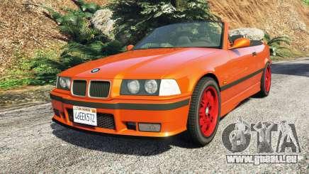 BMW 328i (E36) M-Sport v1.1 [replace] pour GTA 5