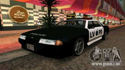 Elegy Police für GTA San Andreas