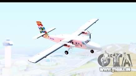 DHC-6-400 Cayman Airways für GTA San Andreas