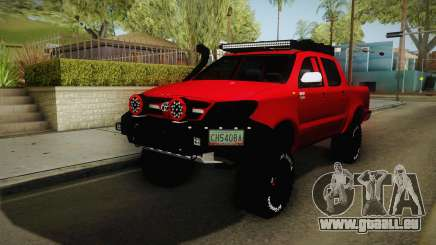 Toyota Hilux 2010 Venezolana de Off Road für GTA San Andreas