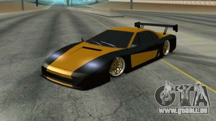 Turismo Major Ver.2 für GTA San Andreas