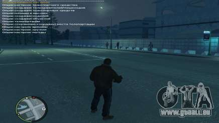 Simple Native Trainer Version 6.4 RUS pour GTA 4